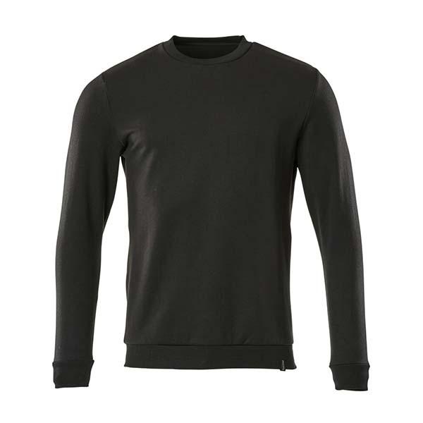 Sweatshirt de travail Prowash - CROSSOVER noir