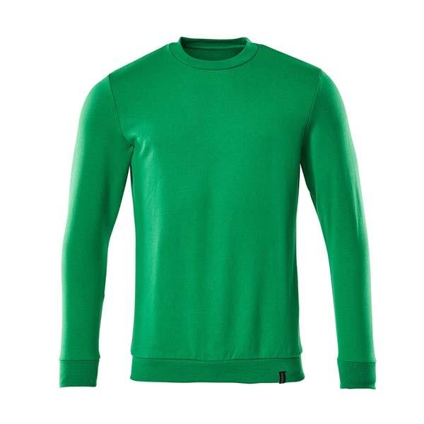 Sweatshirt de travail Prowash - CROSSOVER vert gazon
