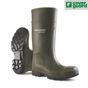 Bottes de sécurité Coverguard S5 - Purofort Dunlop