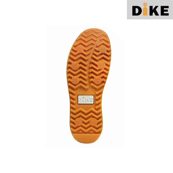 Chaussures de sécurité Dike Raving - Racy H S3 - Vue de dessous