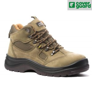 Chaussures de sécurité Coverguard Hautes S1P - Emerald