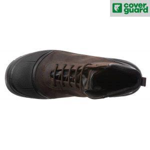 Chaussures de sécurité Coverguard Hautes S3 - Titanite - Vue de dessus