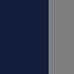 Bleu Nuit et Gris