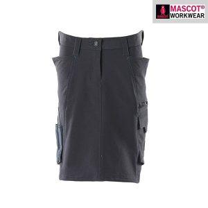 Jupe MASCOT ACCELERATE - Stretch - Pearl - 55 cm