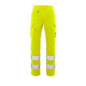 Pantalon Mascot Avec Poches Cuisses   SAFE LIGHT jaune