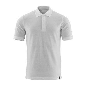 Polo Mascot Prowash | CROSSOVER blanc