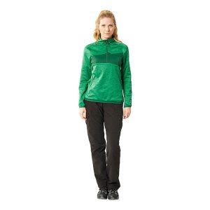 Pull Polaire Mascot Demi-Zippé   ACCELERATE - Femme modèle
