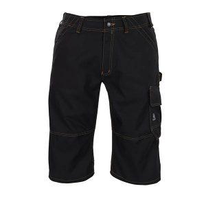Short Long Mascot Haute-Solidité | YOUNG noir