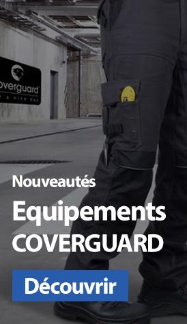 Nouveautés : Equipements de protection individuelle COVERGUARD