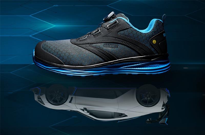 Les chaussures de sécurité Mascot Footwear Carbon
