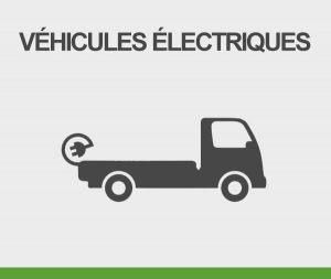 Notre offre de céhicules électriques utilitaires à Bourg en Bresse