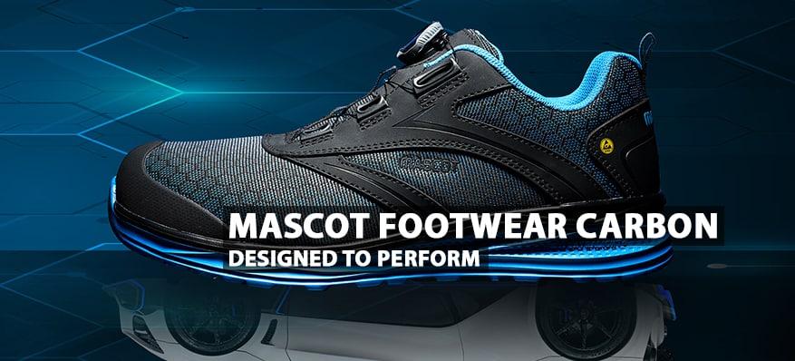 Chaussures de sécurité MASCOT FOOTWEAR CARBON - Designed To Perform