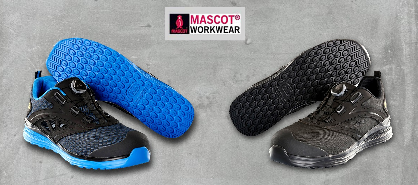 mascot footwear carbon différentes déclinaisons