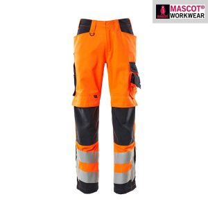 Pantalon Bicolore Avec Poches Genouillères | SAFE SUPREME