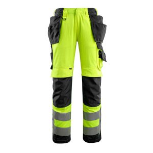 Pantalon Mascot Haute-Solidité   Wigan jaune et noir