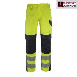 Pantalon Mascot Multiprotection - Poches Genouillères | ARBON
