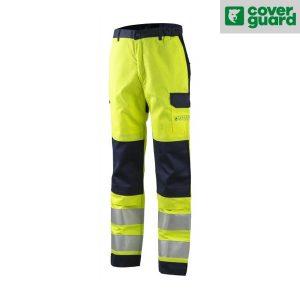 Pantalon Multirisques Coverguard Haute-Visibilité - THOR