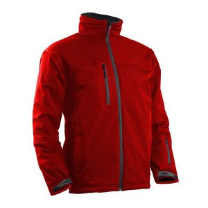 Parka De Travail Coverguard - YANG WINTER II rouge