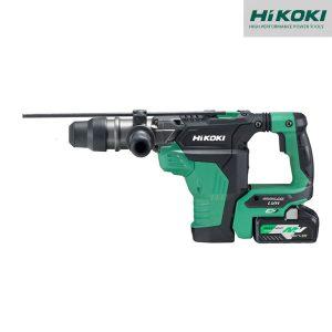 KIT Perforateur-Burineur HIKOKI SDS max - 36V - DH36DMAWAZ