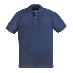 Polo De Travail Coverguard - SAFARI - Bleu marine