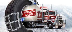 Snow Cramp : Chaînes pour Poids Lourds
