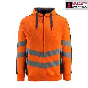 Sweatshirt Zippé À Capuche Mascot | CORBY