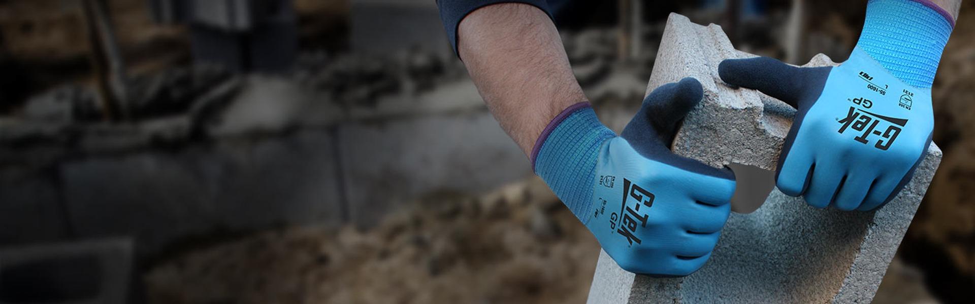 Choisissez vos gants de protection