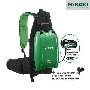 Batterie à Dos 36V - HIKOKI - BL36200W1Z