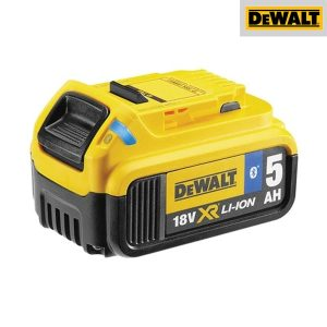 Batterie XR Li-ion 18V 5Ah - Tool Connect - DEWALT - DCB184B