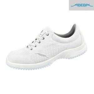 Chaussures De Sécurité Basses ABEBA - S2 ESD - Uni6 - Blanc