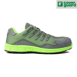 Chaussures De Sécurité Coverguard Basses S1P - FLUORITE