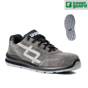Chaussures De Sécurité Coverguard S1P - GALENA - Gris et noir