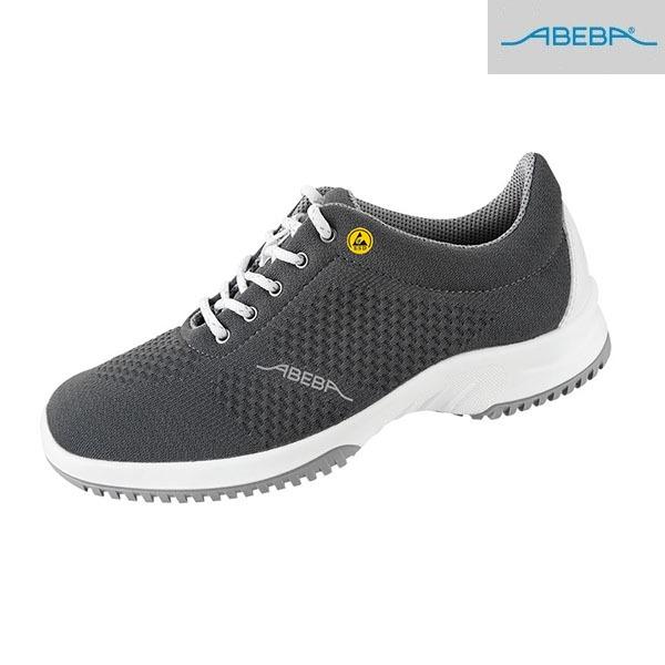 Chaussures De Travail Basses ABEBA - ESD - Uni6 - Noir