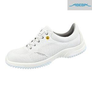 Chaussures De Travail Basses ABEBA - ESD - Uni6 - Blanc