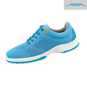 Chaussures De Travail Basses ABEBA - ESD - Uni6 - Bleu