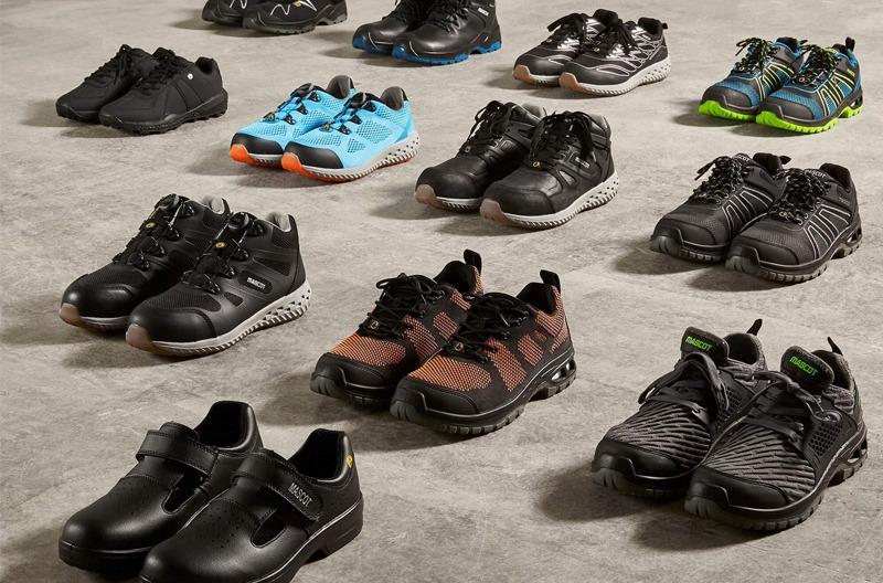 Chaussures de sécurité SRC / S3 / S1P : Explications