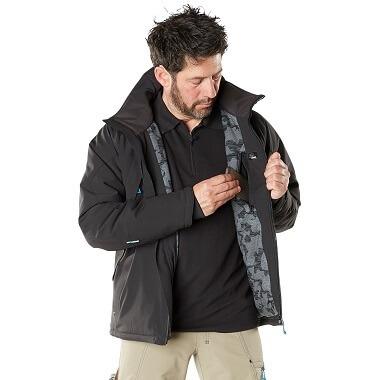 3. Couche externe : protéger du vent et de la pluie