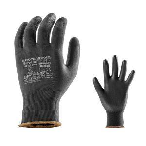 Gants De Protection Pour Manipulation Fine - COVERGUARD - Noir