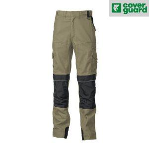 Pantalon Coverguard Avec Poches Genouillères - SMART