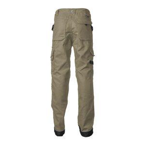 Pantalon Coverguard Avec Poches Genouillères - SMART - Sable arrière