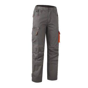 Pantalon De Travail Coverguard - MISTI - Femme - Gris et orange