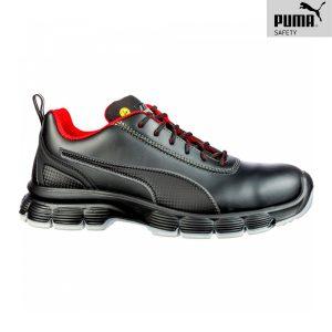 Chaussures de sécurité Puma – Condor Black Low S3 ESD SRC