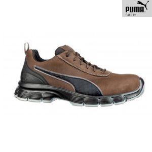 Chaussures de sécurité Puma - Condor Brown Low S3 ESD SRC