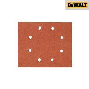 1/4 Feuille Abrasive Pour Ponceuse Vibrante – 115x115mm – DEWALT