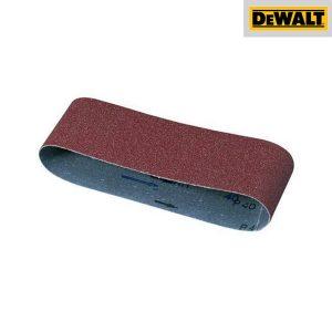 Bande De Ponçage Grains 40 - 533x75mm - DEWALT - DT3301
