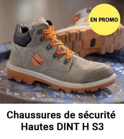 chaussures de sécurité dint hs3 DIKE