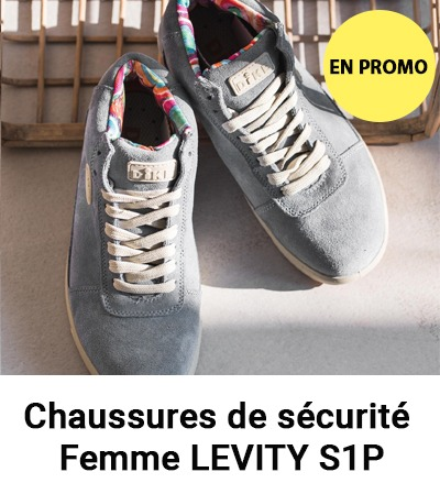 chaussure levity s1p DIKE