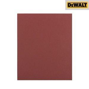 Feuilles Abrasives Ponçage à La Main - 280x230 - DEWALT