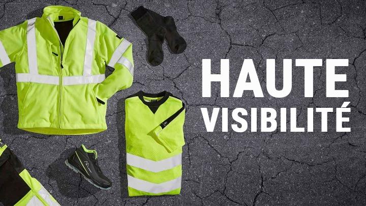 vêtements haute visibilité à Bourg-en-bresse