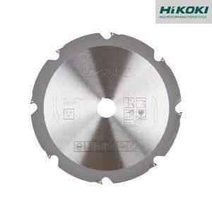Lame Scie Circulaire PCD - Plâtre, Ciment Et MDF - 180 mm - HIKOKI - 4100013